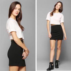 Urban Outfitters Silence +Noise Bodycon Mini Skirt